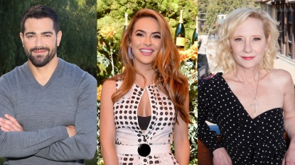 Jesse Metcalfe Chrishell Stause Anne Heche