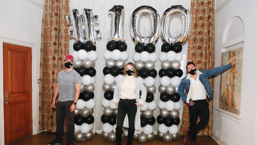 B&B 100 Episodes
