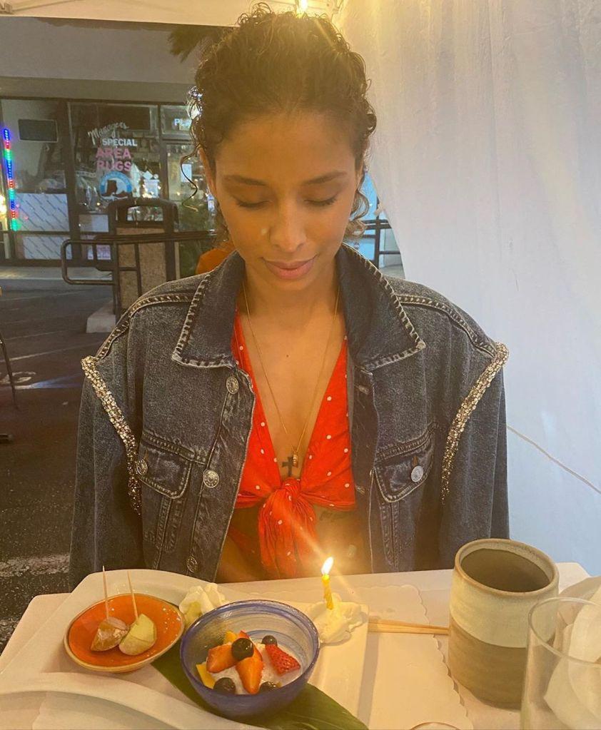 Brytni Sarpy birthday wish