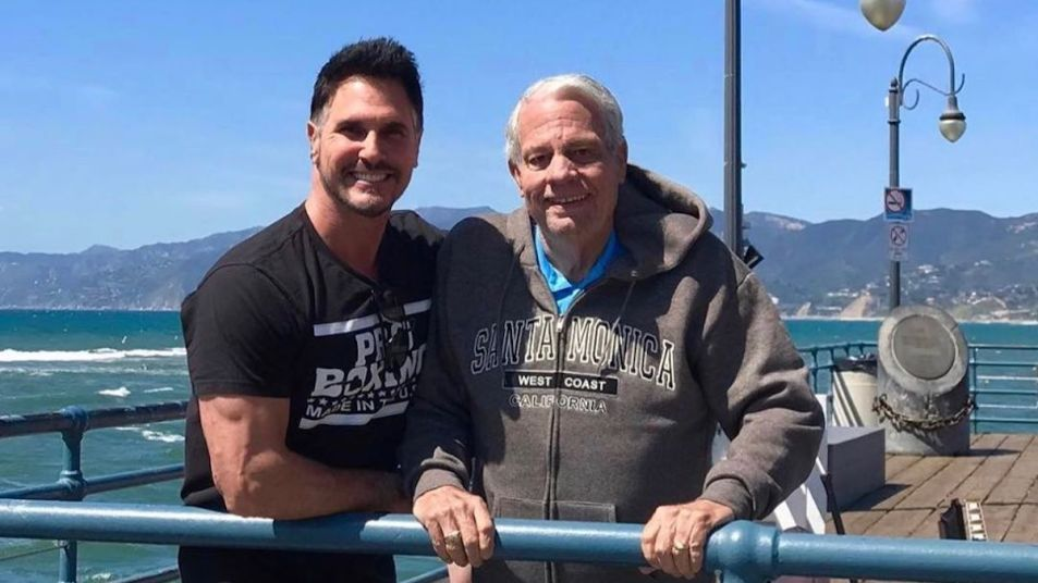 Don Diamont father in law