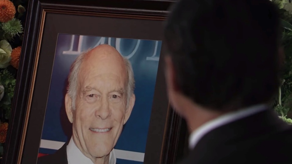 GH Mike's funeral