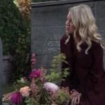 GH Nina Nelle grave