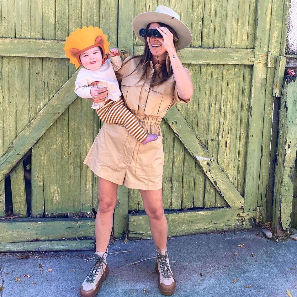 Elizabeth Hendrickson Halloween 2020