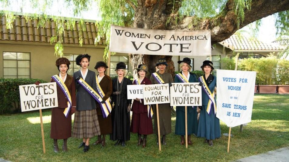 GH Voting cast