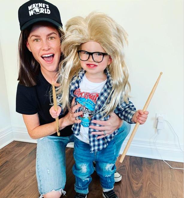 Julie Berman Halloween 2020