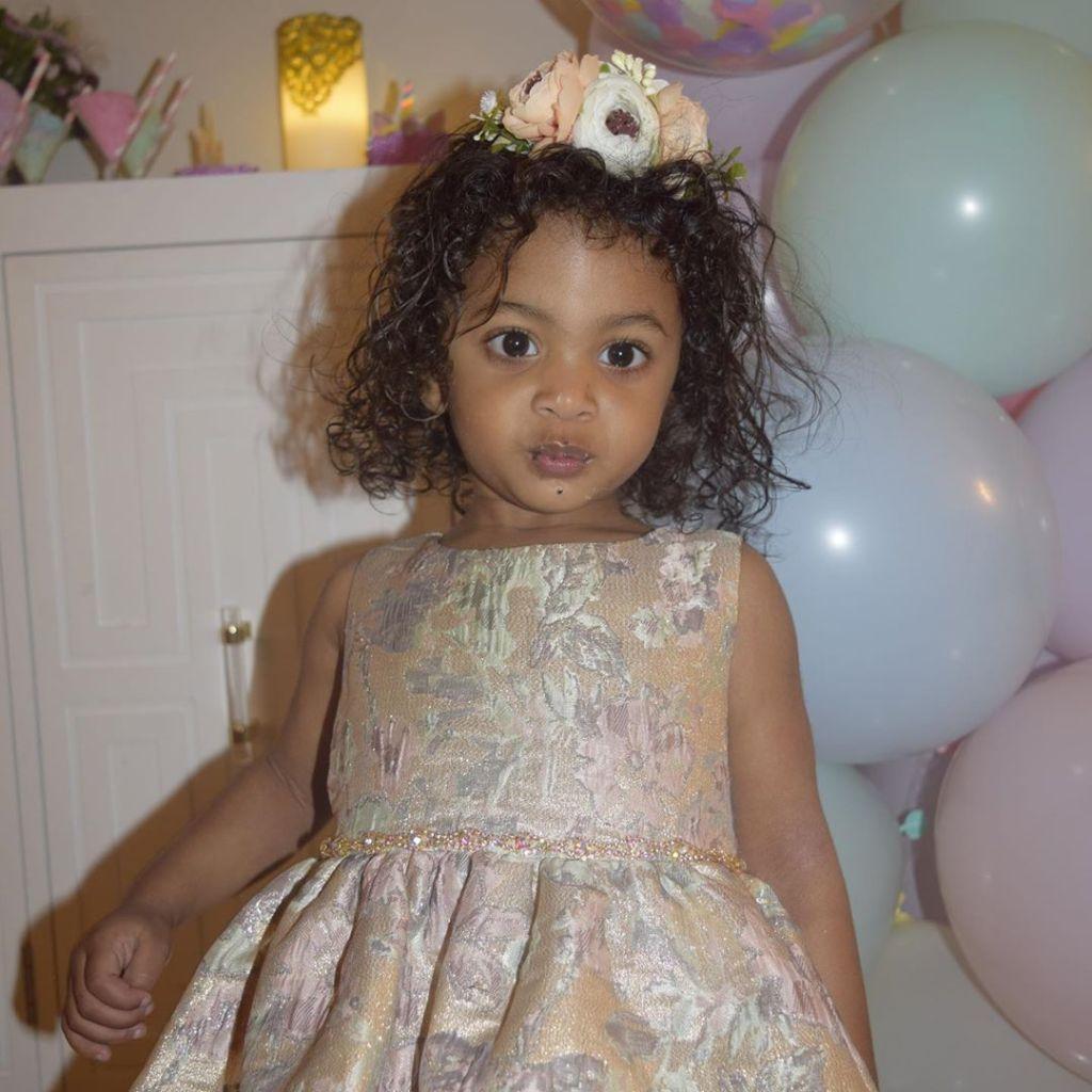 Mishael Morgan Naliyah birthday 01