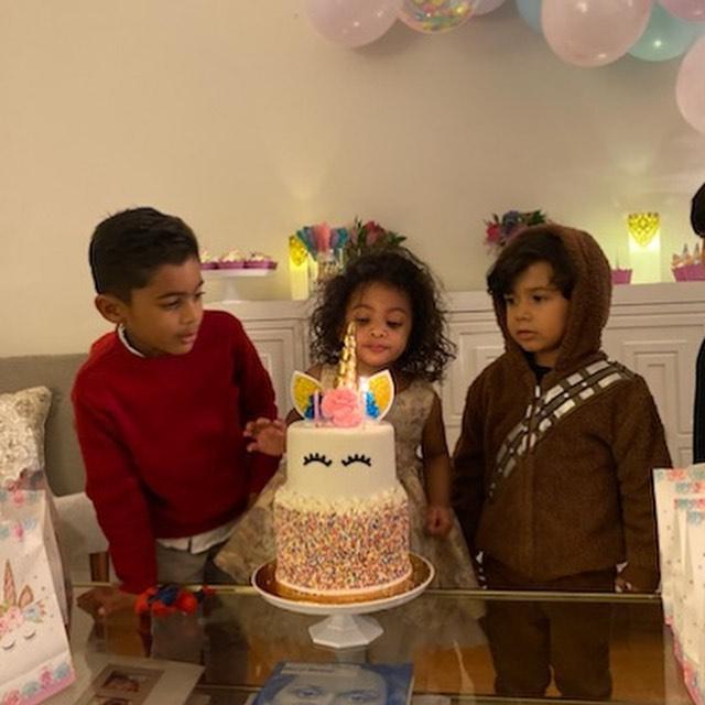 Mishael Morgan Naliyah birthday 02