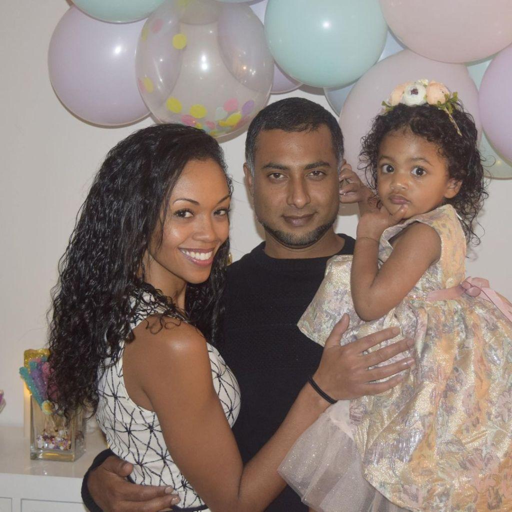 Mishael Morgan Naliyah birthday 03