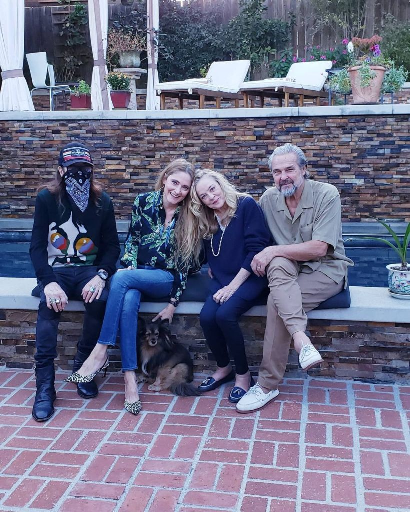 Robin Mattson family