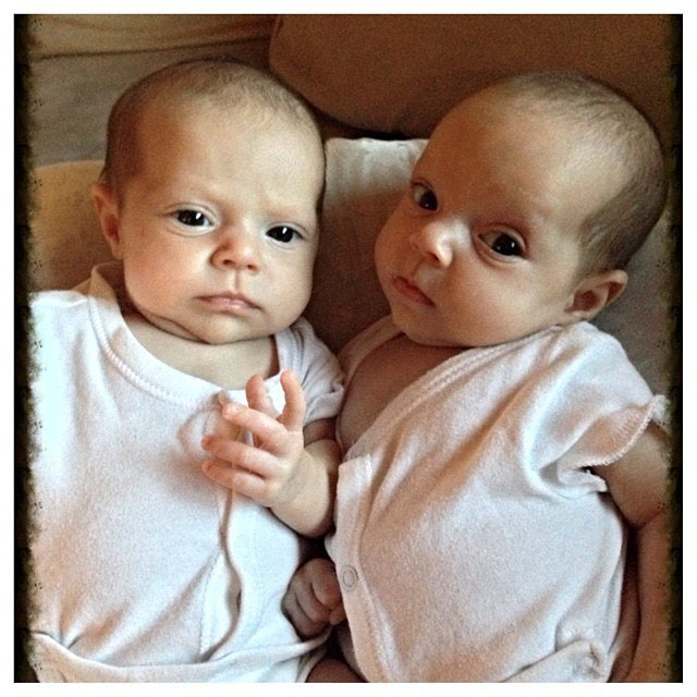 Ava and Grace Scarola
