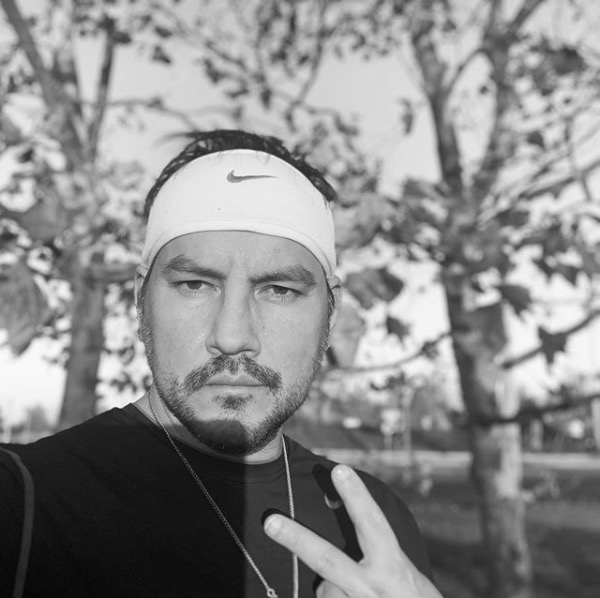 Tyler Christopher selfie