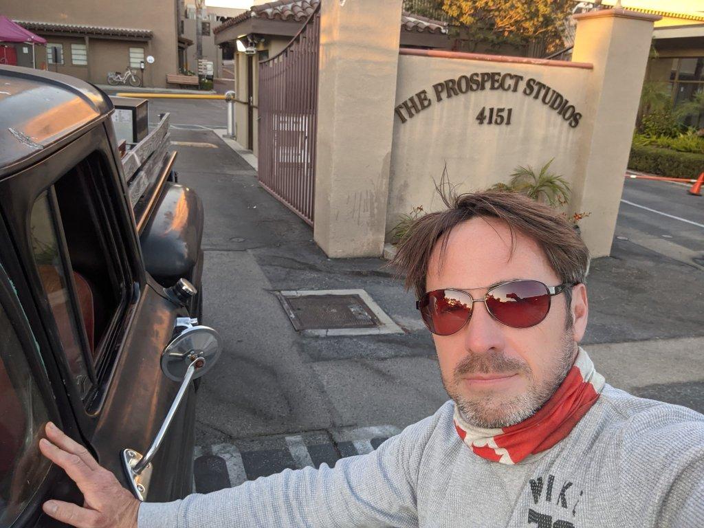 William deVry leaving GH studio