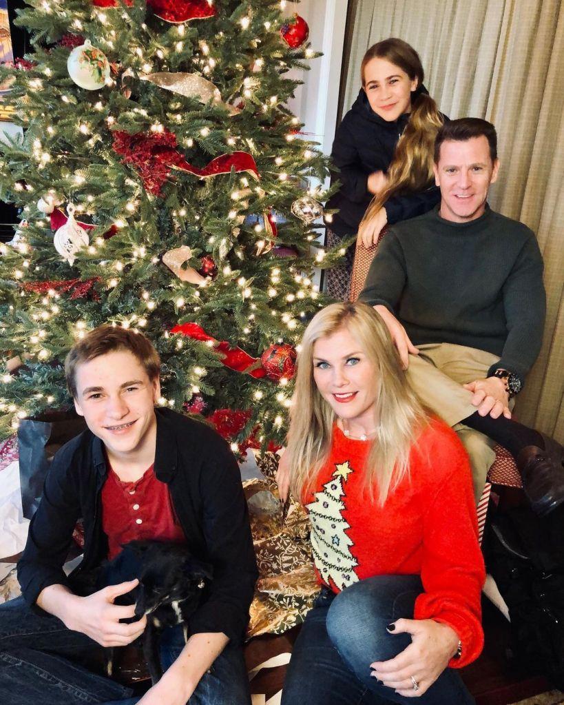 Alison Sweeney family