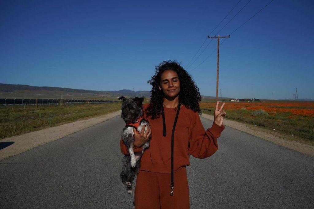 Briana Nicole Henry Dog