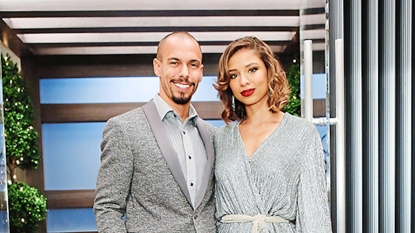 Bryton James Brytni Sarpy