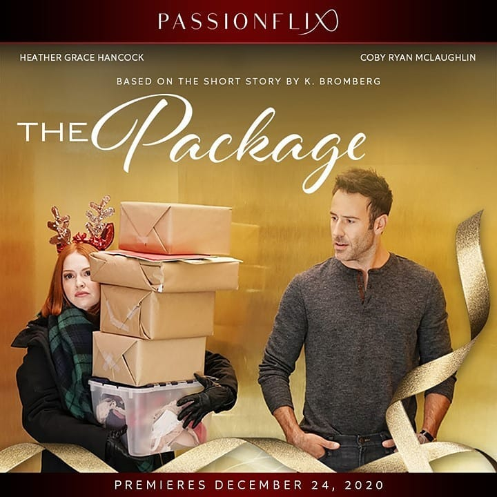 Coby Ryan McLaughlin The Package