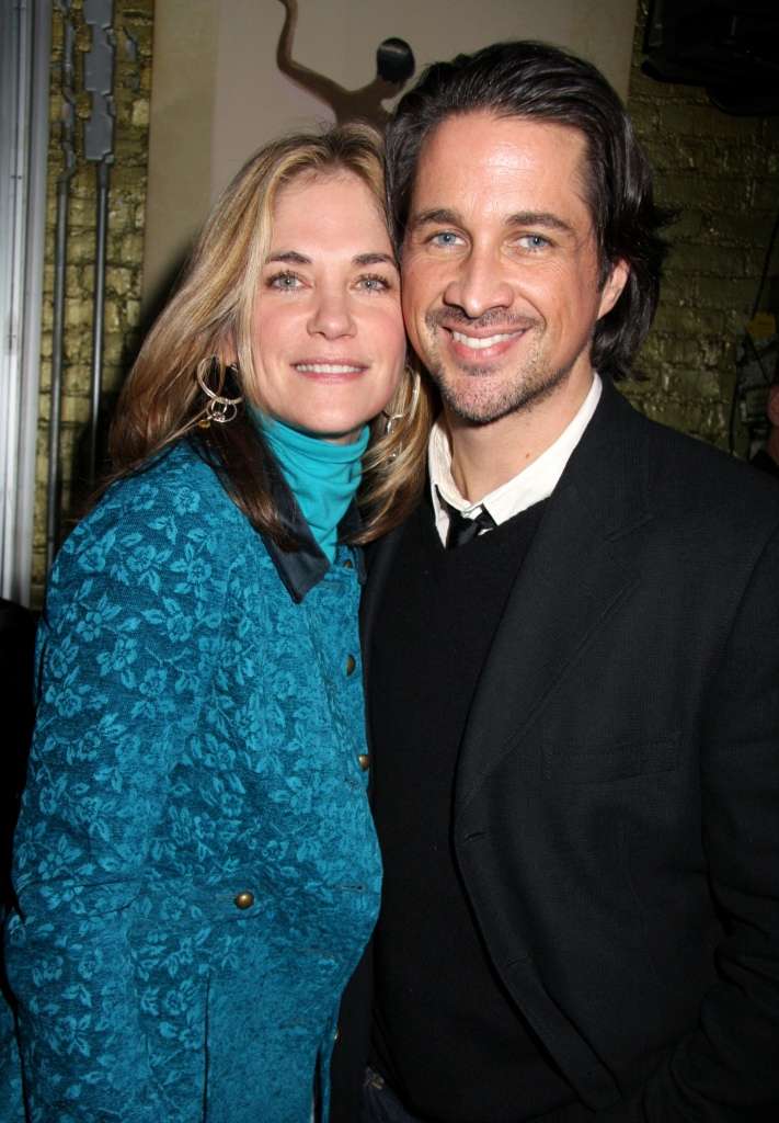Kassie DePaiva Michael Easton