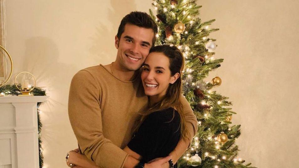 Josh Swickard wife Lauren