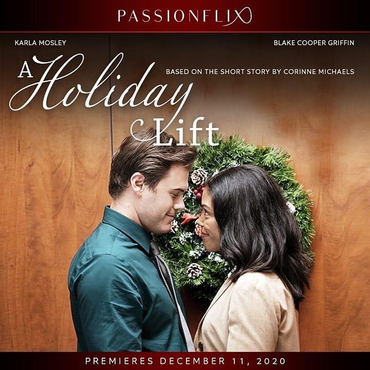 Karla Mosley A Holiday Lift