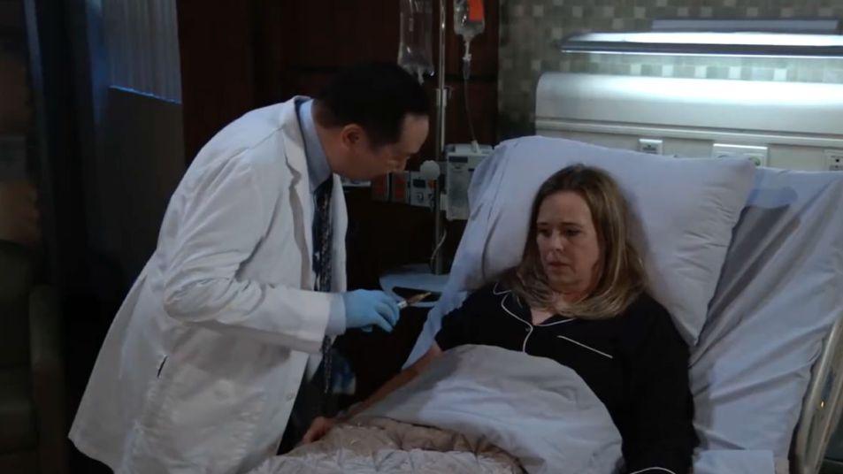 GH episodic Laura Doctor