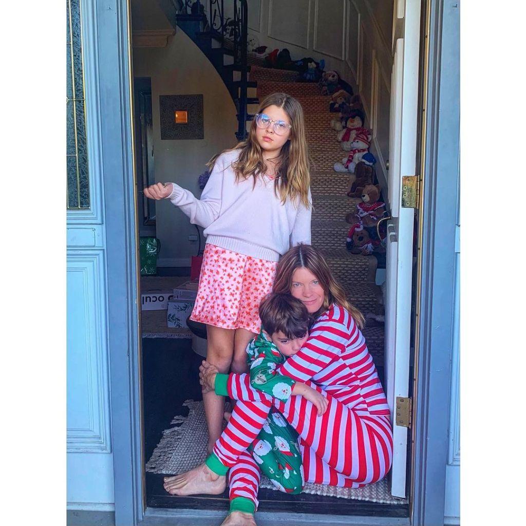 Michelle Stafford kids