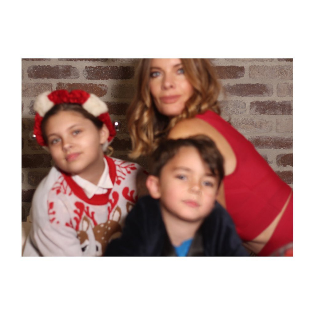 Michelle Stafford family