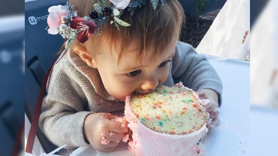 Sophie Gaston cake