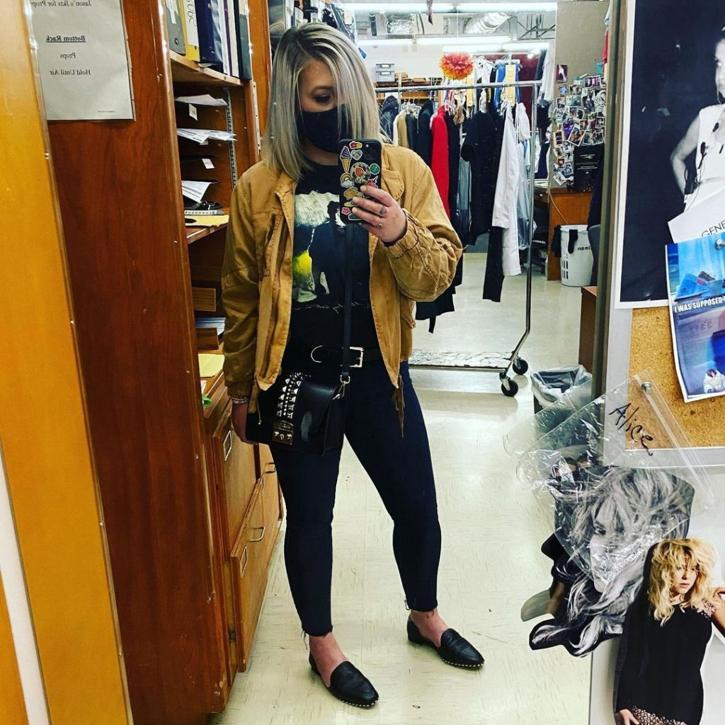 Kirsten Storms outfit