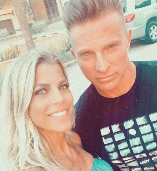 Steve Burton Wife Sheree