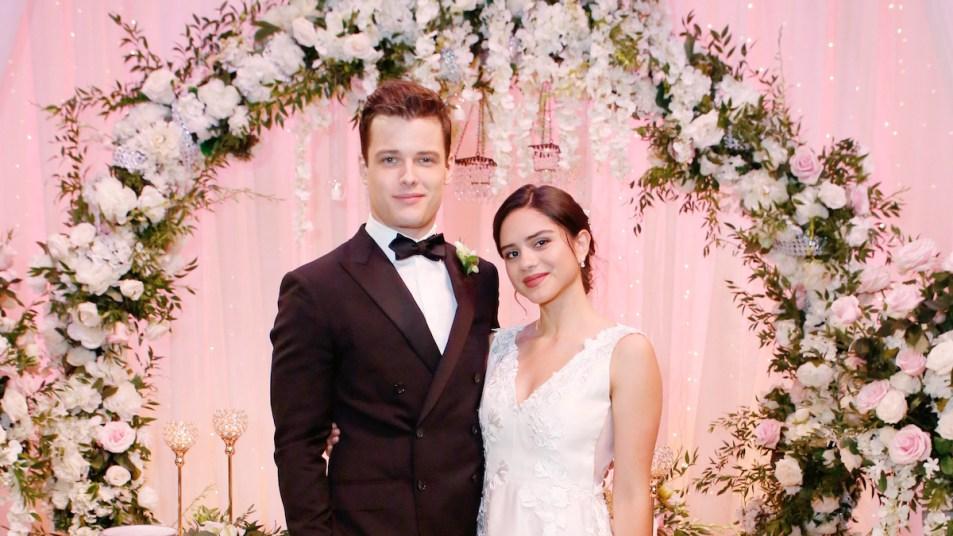 Y&R Kyle Lola wedding