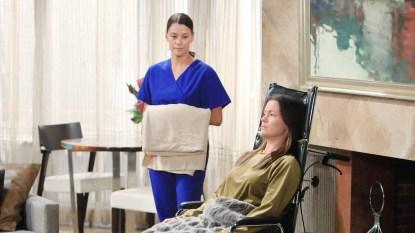 Y&R Nurse Meredith Chelsea