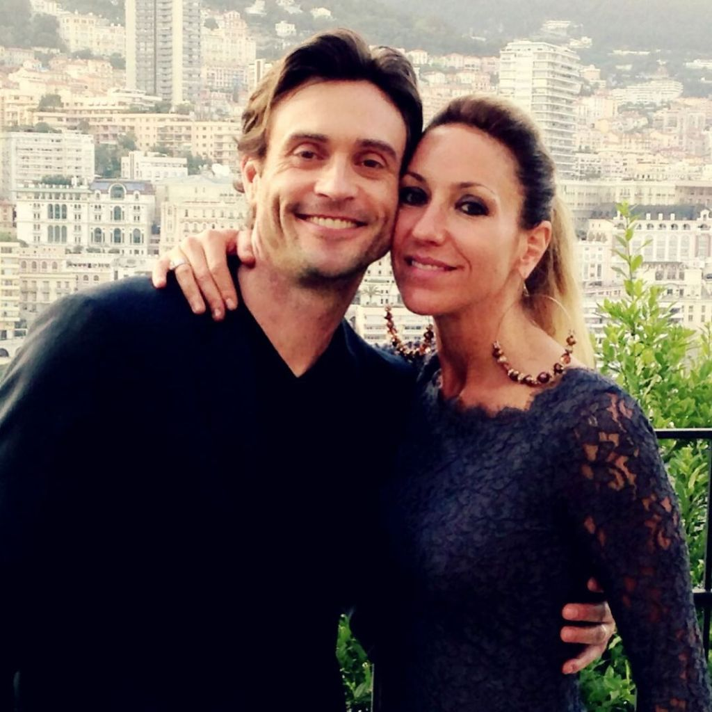 Daniel Goddard wife Rachael