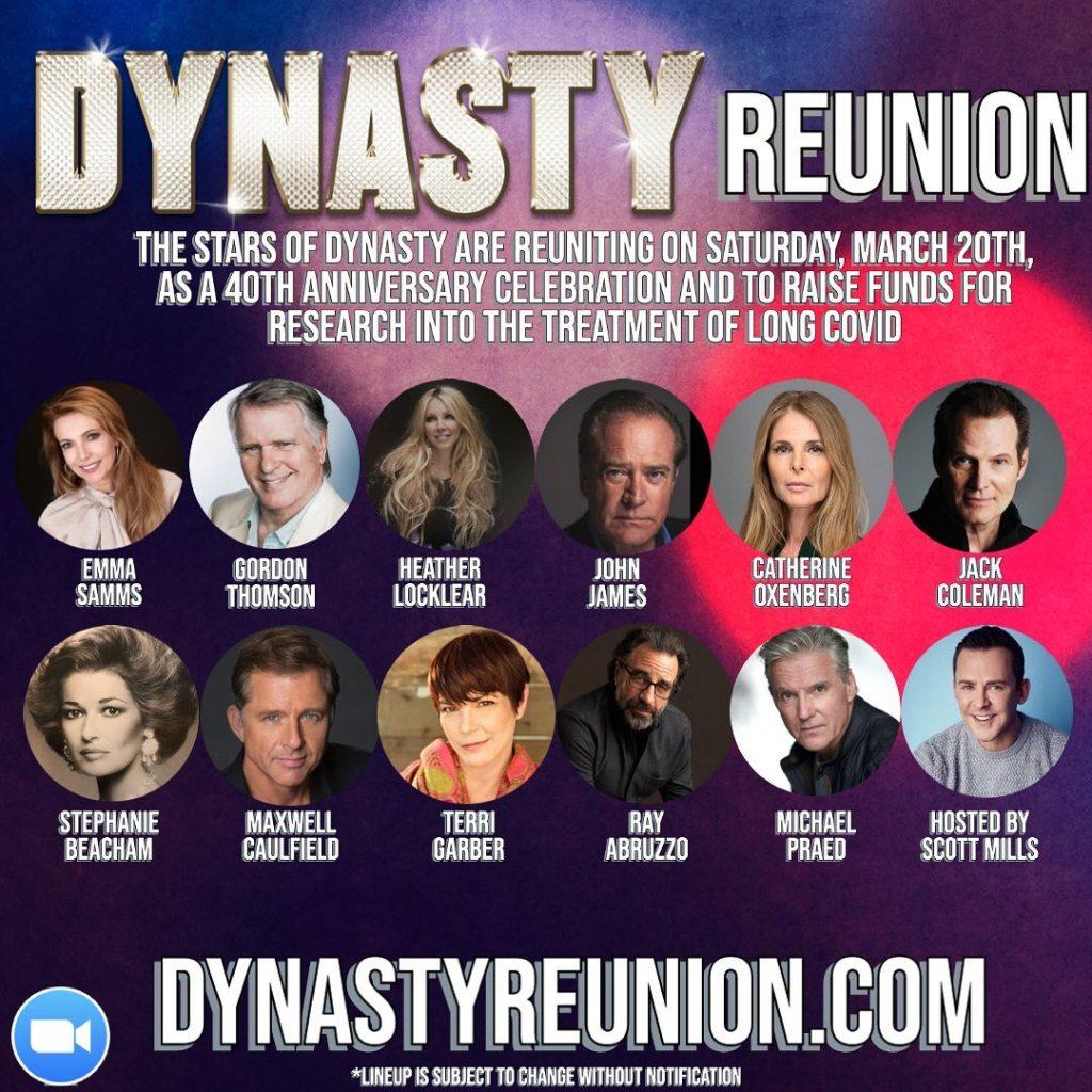Dynasty Reunion ad