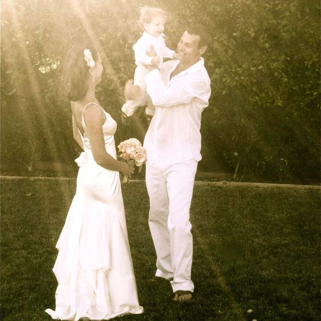 Ingo Rademacher wedding