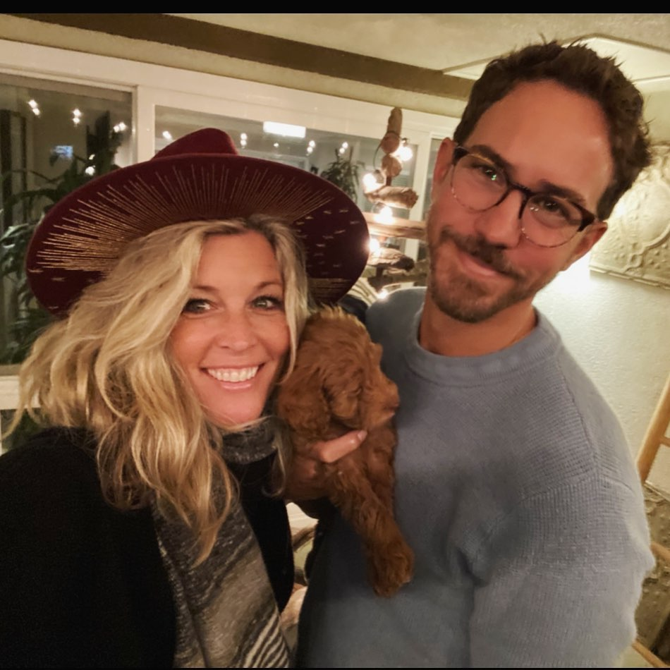 Laura Wright Wes Ramsey Puppy 10
