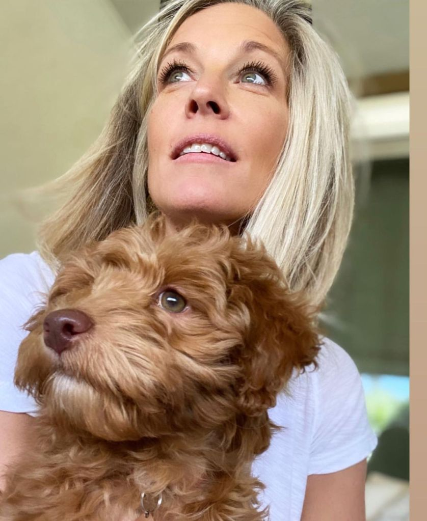 Laura Wright Wes Ramsey Puppy 9