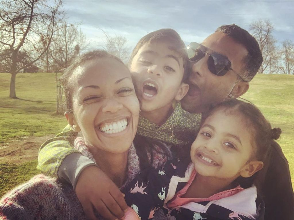 Mishael Morgan family