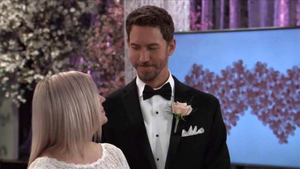 GH Maxie Peter wedding