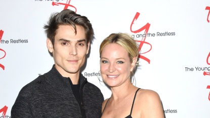 Mark Grossman and Sharon Case