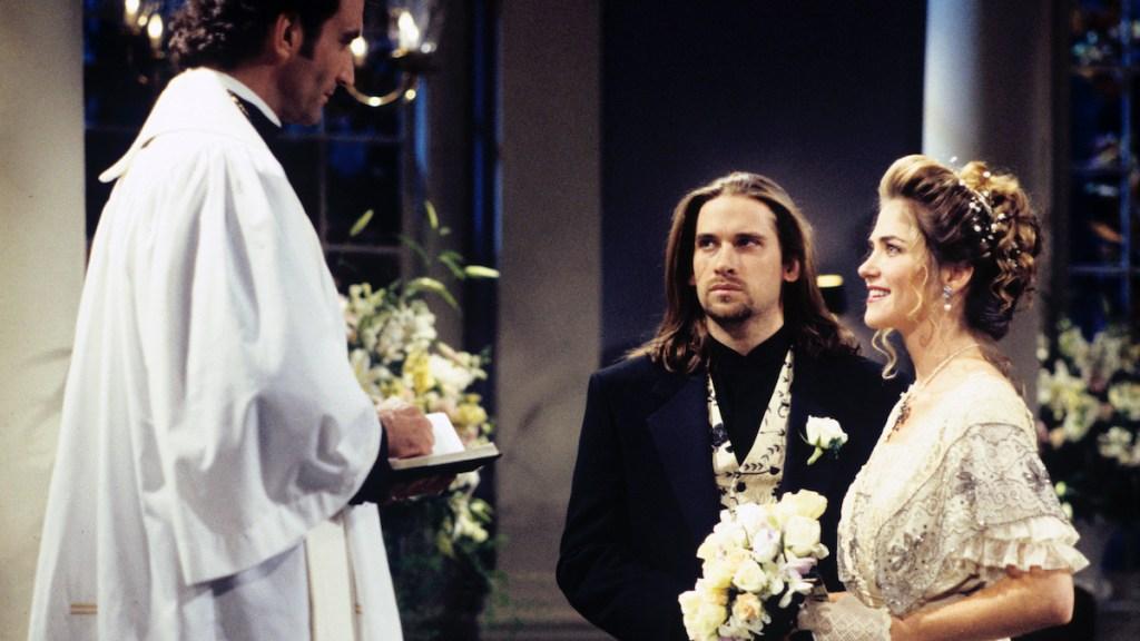 OLTL Todd Blair wedding