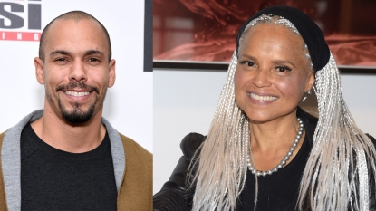 Bryton James Victoria Rowell