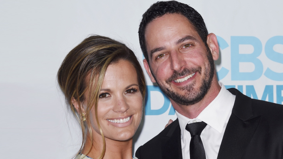 Melissa claire Egan and Matt Katrosar