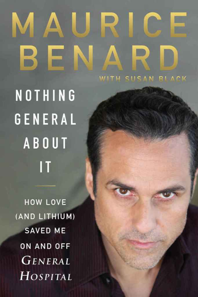Maurice Benard Wins a Christopher Award