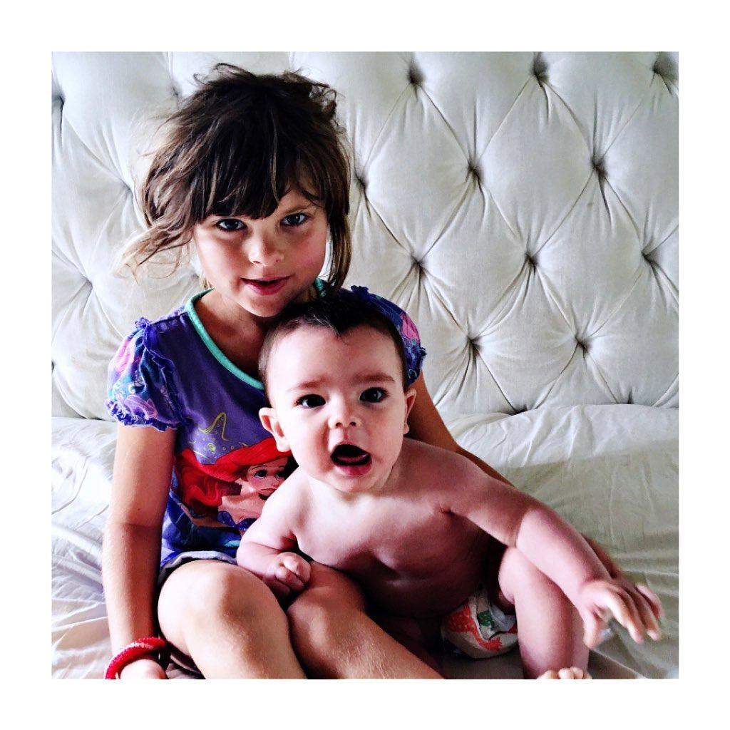 Michelle Stafford children