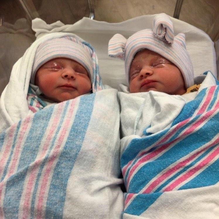 Scarola Twins infants
