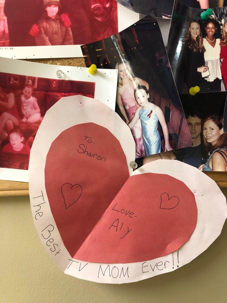 Sharon Case valentine