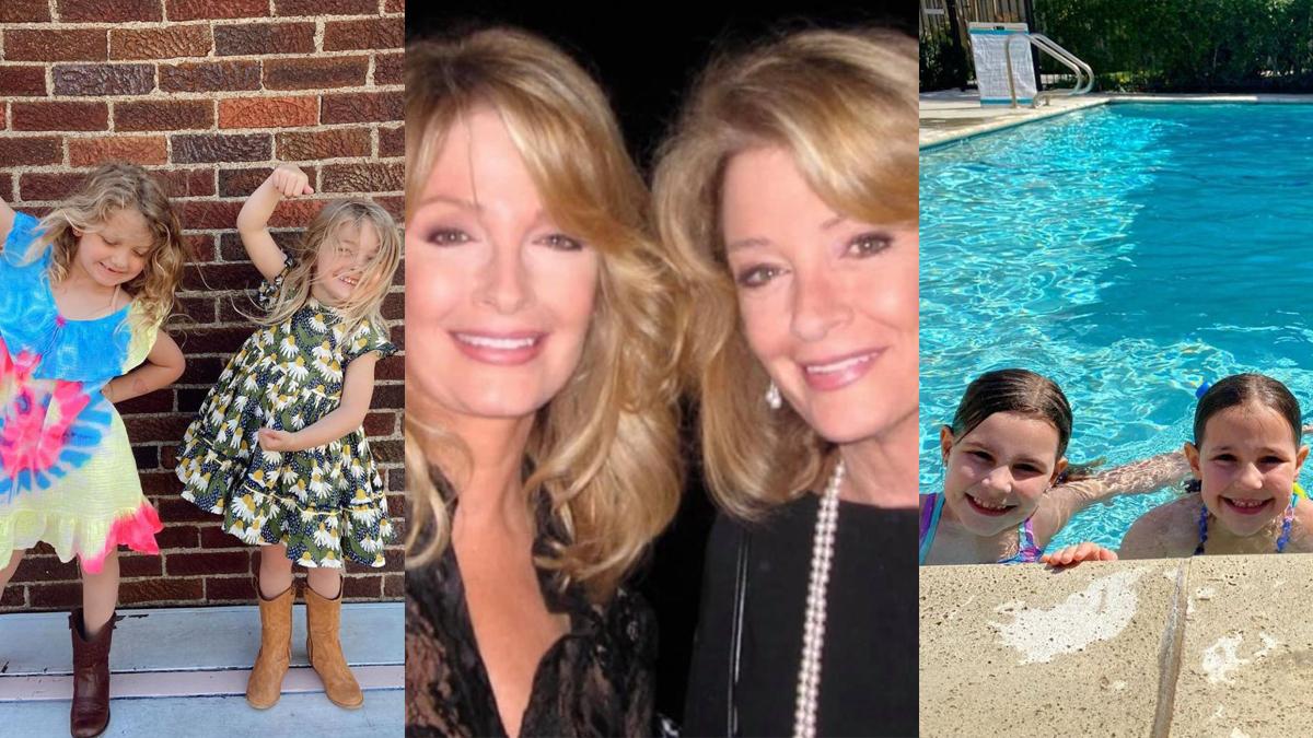 Soap Stars Celebrate National Siblings Day
