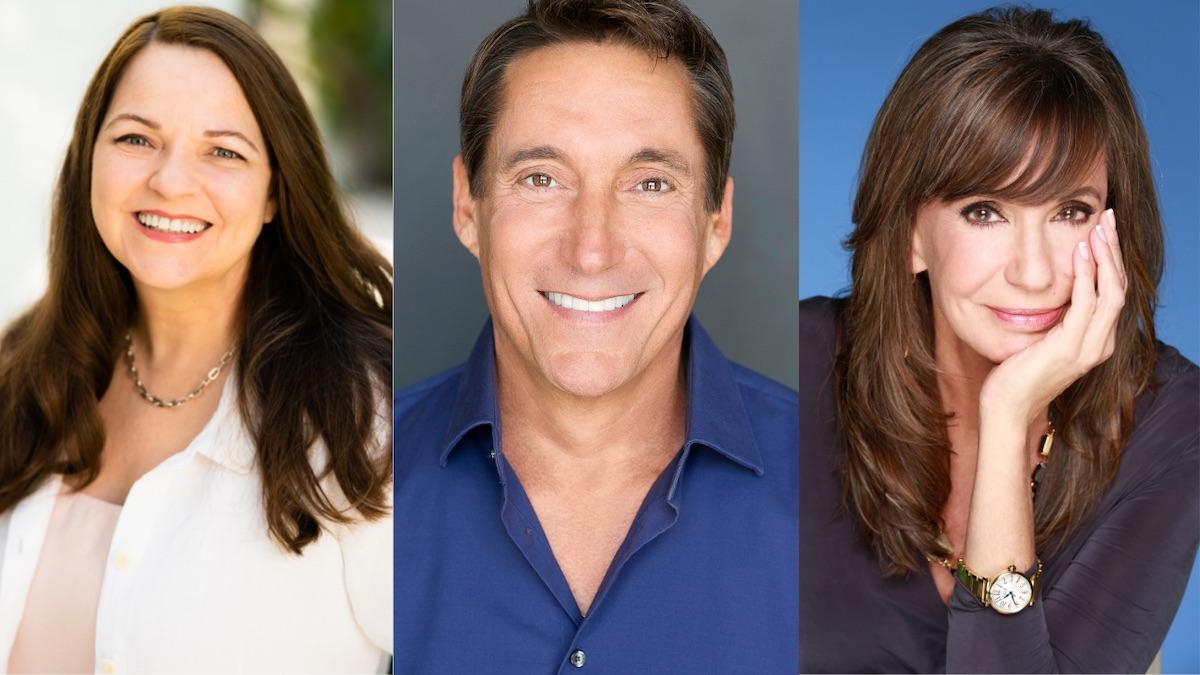 Y's Tricia Cast, Michael Corbett, and Jess Walton Reunite!