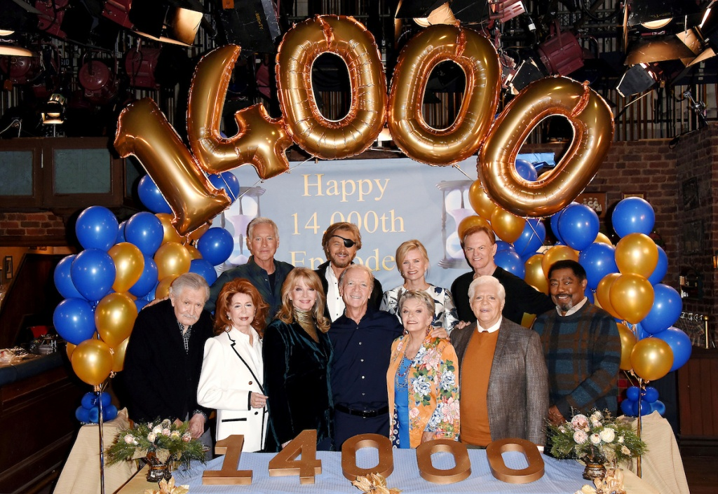 DAYS celebrates 14000 episodes