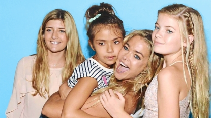 Denise Richards daughters
